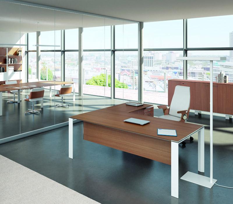 Mobiliario de oficina madrid mhf for Mobiliario de oficina recepcion