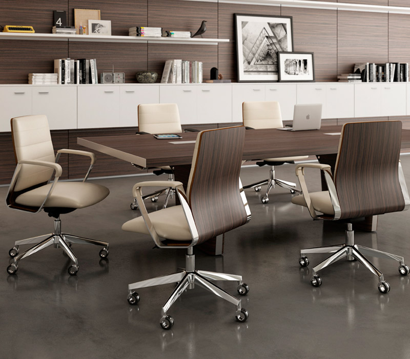 Mobiliario de oficina madrid mhf for Oficinas linea directa madrid