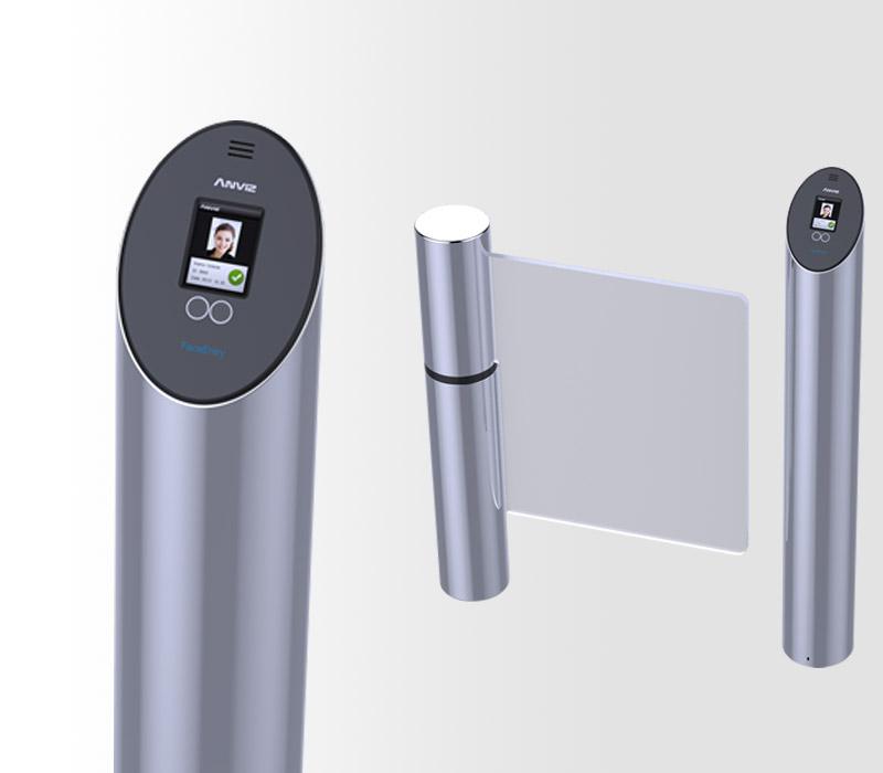 Control de acceso por reconocimento facial