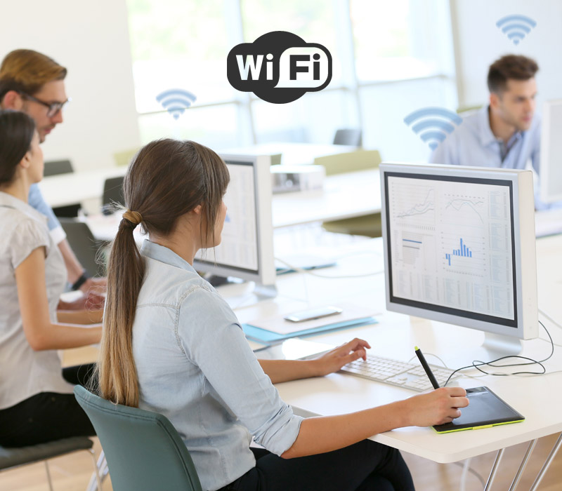 Zonas wifi