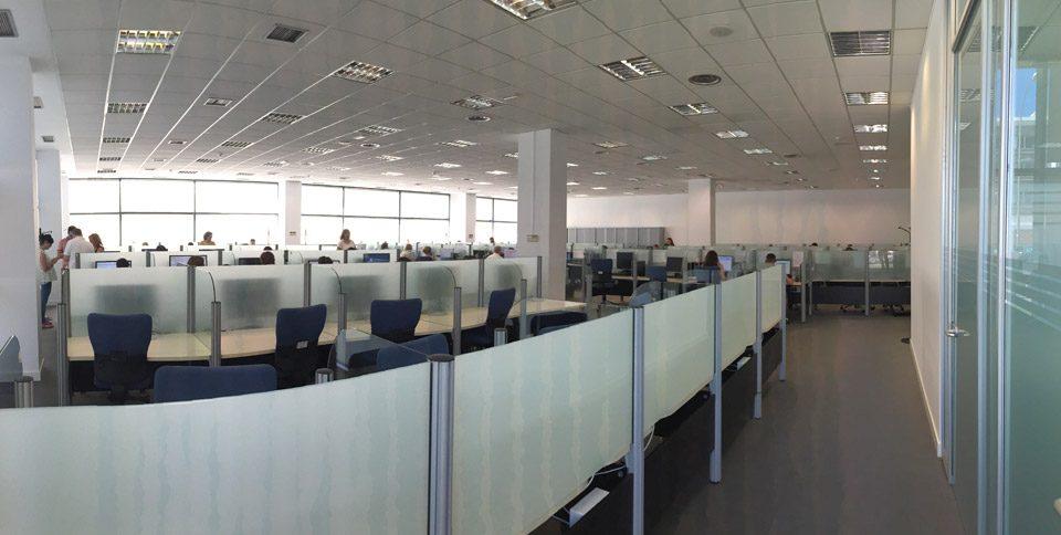 Nuevas oficinas de Konecta en Alcobendas, Madrid