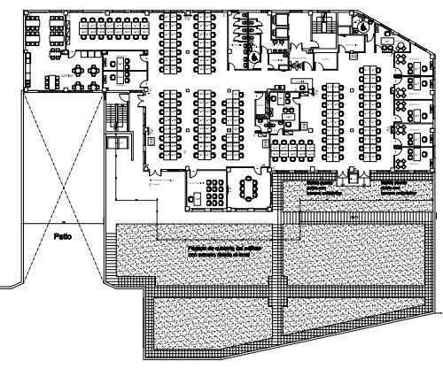 Plano oficinas Tlmark Madrid