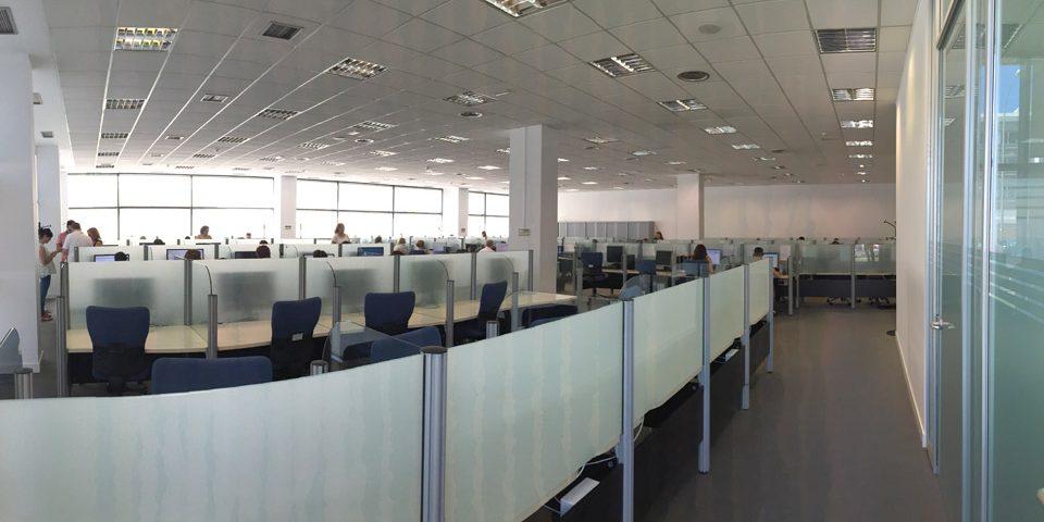 Nuevas oficinas de Konecta en Alcobendas | MHF | Diseño integral de ...